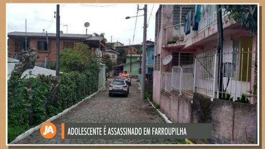 Adolescente é morto com tiro acidental, em Farroupilha