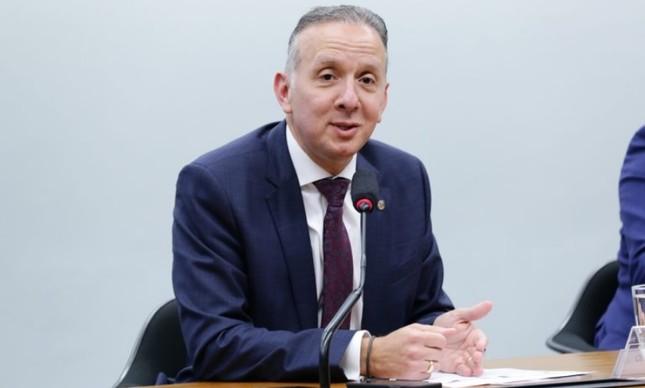 O relator, deputado Aguinaldo Ribeiro