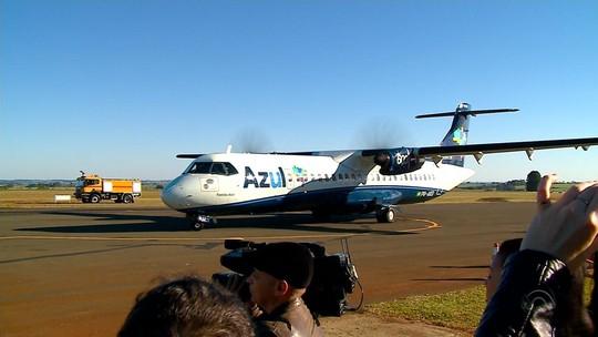 Secretário de Aviação Civil garante liberação de R$ 120 milhões para aeroportos regionais do RS