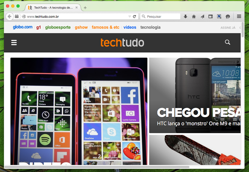 Firefox | Download | TechTudo