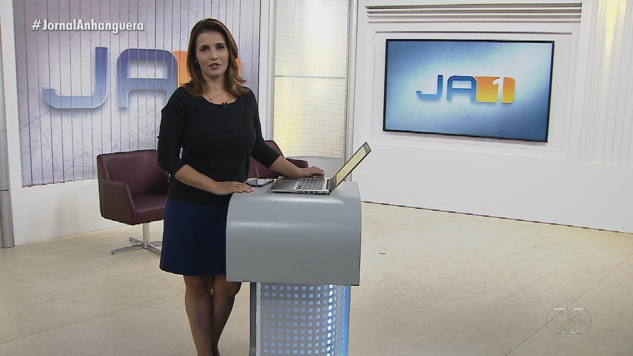 Veja os destaques do Jornal Anhanguera 1ª Edição desta terça-feira (1º)