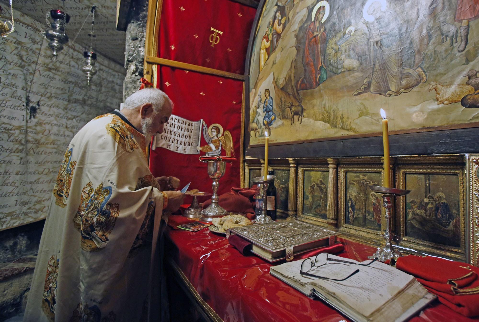 Basílica da Natividade em Belém é reaberta