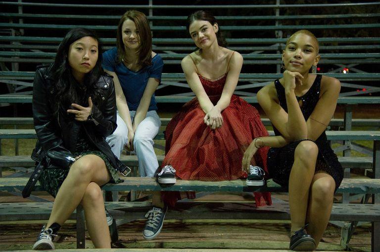 O filme Dude acompanha a jornada de um grupo de amigas (Foto: Divulgação)