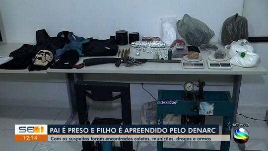 Pescador é preso suspeito de manter laboratório de drogas em Nossa Senhora do Socorro