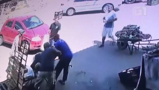 VÍDEO: Delegado é morto baleado em tentativa de assalto na Bahia