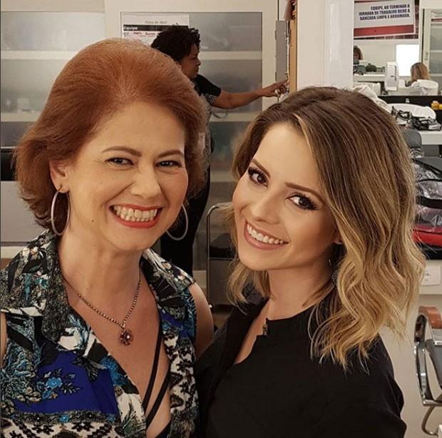 Narjara Turetta e Sandy (Foto: Reprodução Instagram)