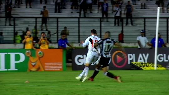 """""""A Regra é Clara"""" analisa lances de Vasco x Atlético-MG"""