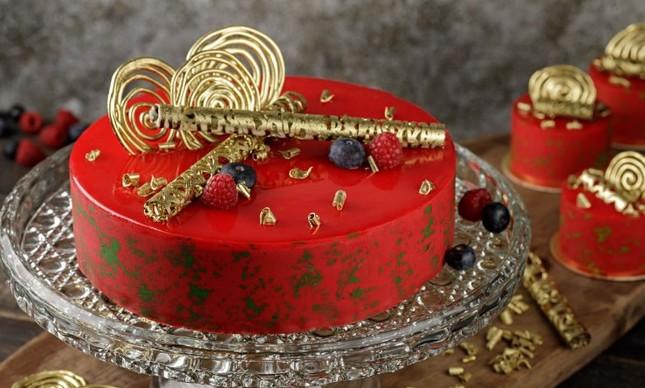 Talho Capixaba: torta natalina