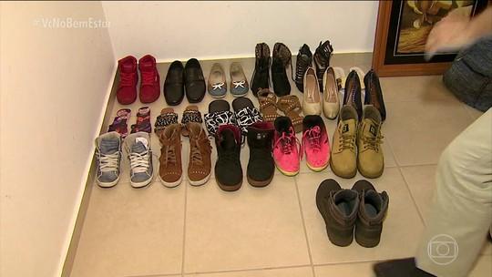 Tirar ou não os sapatos antes de entrar em casa? Veja as dicas dos especialistas