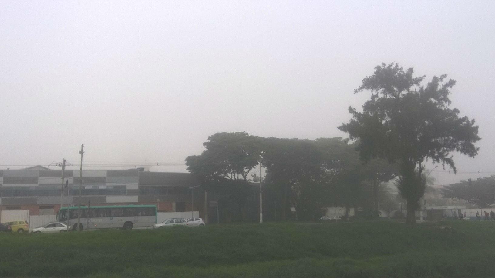 Zona da Mata e Vertentes devem ter nevoeiro pelas manhãs no fim de semana