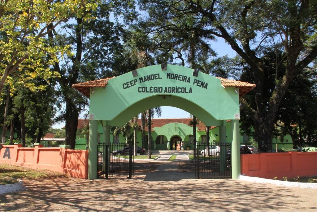 Colégio agrícola oferece três cursos técnicos gratuitos, em Foz do Iguaçu