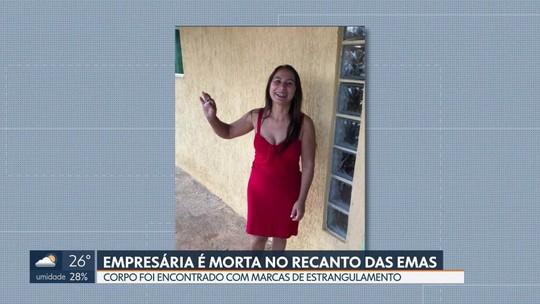 Empresária de 44 anos é assassinada no Recanto das Emas