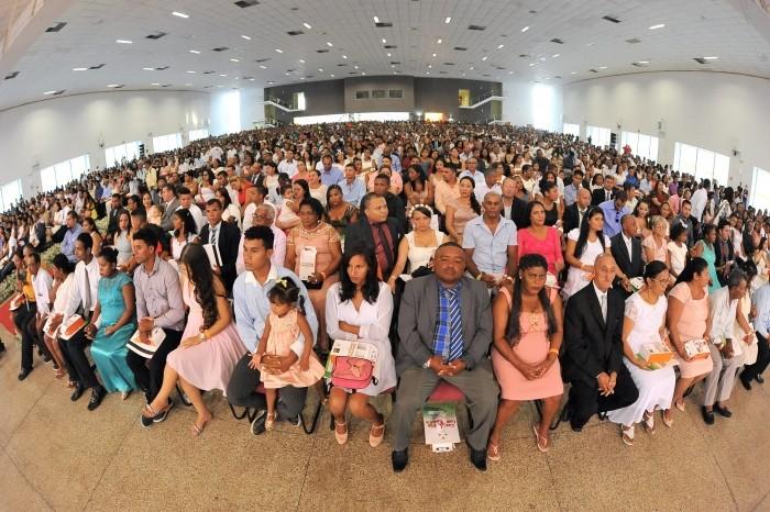 Inscrições para Casamento Comunitário em São Luís terminam no primeiro dia