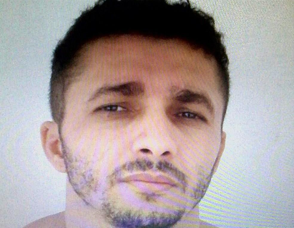 Davi Torres de Souza, conhecido como Braddock, é apontado como líder de quadrilha. Ele morreu em confronto com a polícia (Foto: Divulgação/ Polícia Civil)