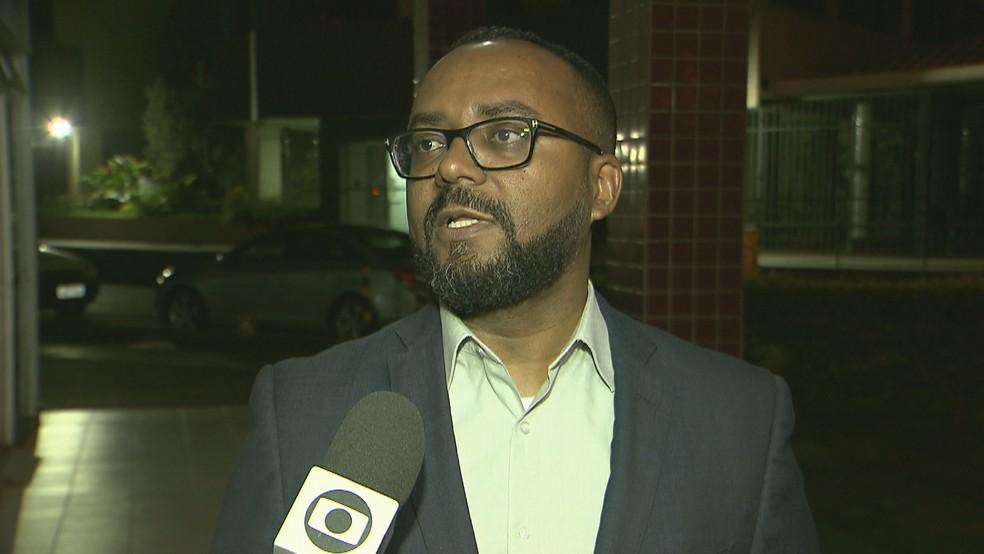 O analista político Creomar de Souza — Foto: TV Globo/Reprodução
