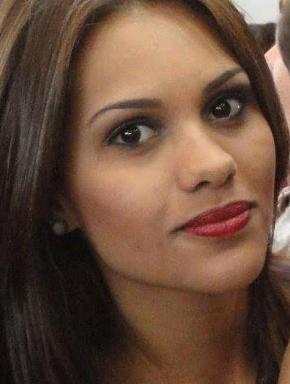 Arielle Martins foi morte em 2012 (Foto: Arquivo Pessoal)
