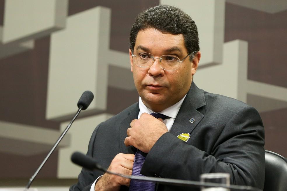 O secretário do Tesouro Nacional, Mansueto Almeida. — Foto: Marcelo Camargo/Agência Brasil