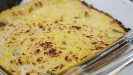 Panqueca de Carne de Sol do Chef Ravioli
