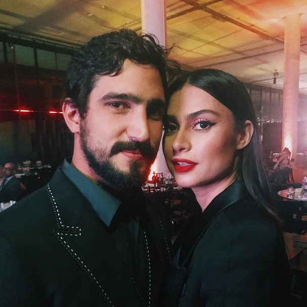 Thaila Ayala e Renato Goes (Foto: Reprodução)