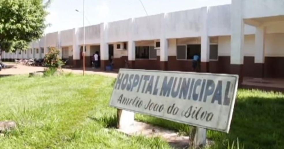 Hospital Municipal de Rolim de Moura não realizará consultas médicas (Foto: Rolnews/Reprodução)