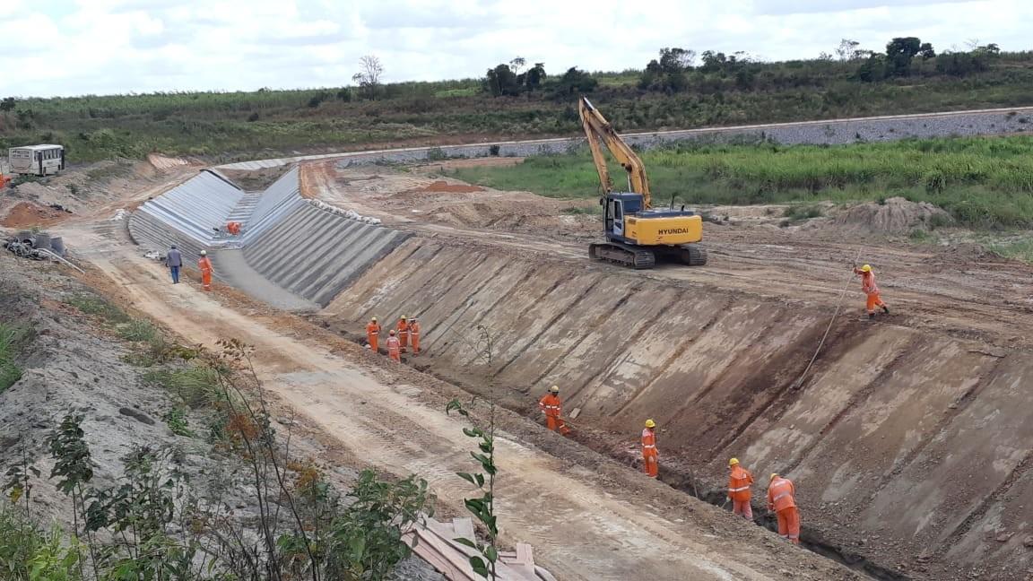 Governo federal anuncia liberação de R$ 5,7 milhões para obra do canal Acauã-Araçagi na Paraíba - Notícias - Plantão Diário