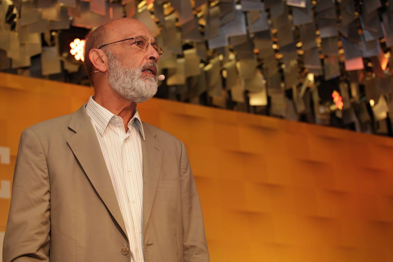 Alexandre Kalache, presidente do Centro Internacional de Longevidade Brasil (Foto: David Mazzo)