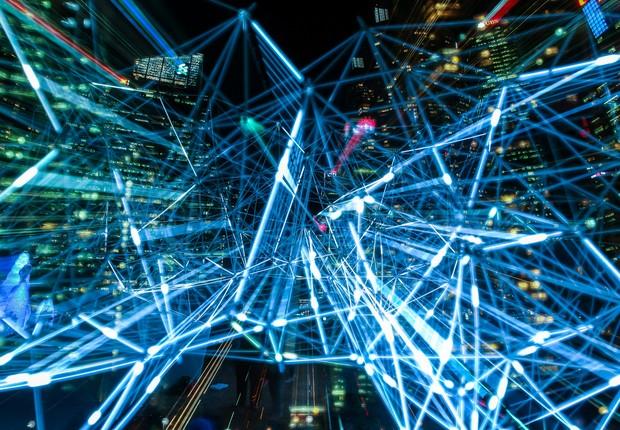 Futuro - inovação - máquinas - luz - inovar - tendência - investimento - futuristico (Foto: Pexels)