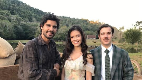 'Tempo de Amar': veja fotos dos bastidores da próxima novela das 6
