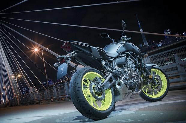Yamaha MT-07 ABS 2019 (Foto: Divulgação)