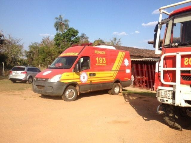 Com viatura quebrada há 30 dias, atendimento dos bombeiros é prejudicado em Dianópolis - Notícias - Plantão Diário