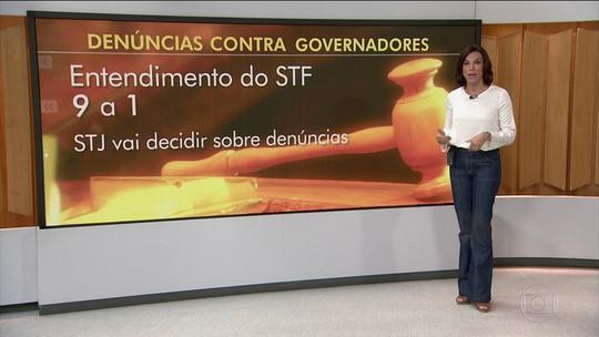 STF confirma que governadores podem virar réus sem aval das Assembleias Legislativas