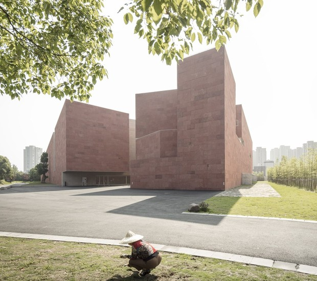 Museu de design chinês (Foto: Instagram / carloscastanheiraarchitects)