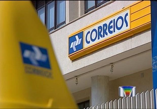 Agência dos Correios (Foto: Reprodução/Facebook)