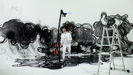 André Frateschi mostra bastidores de novo videoclipe e se prepara para novo filme