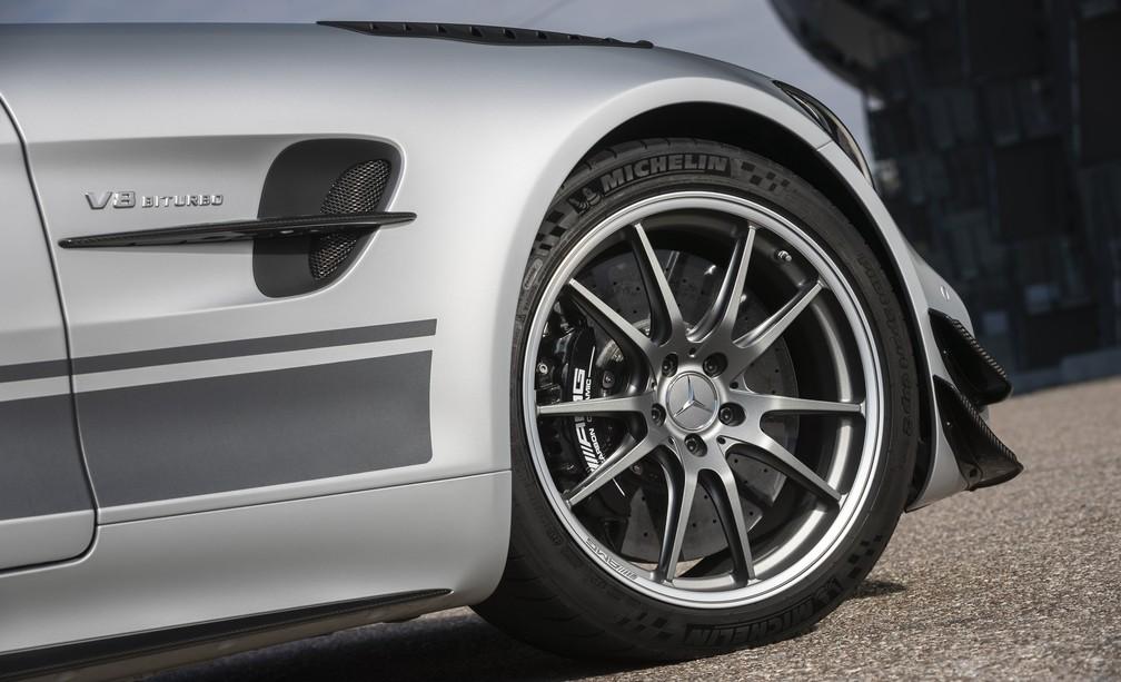 Mercedes-AMG GT R Pro — Foto: Divulgação