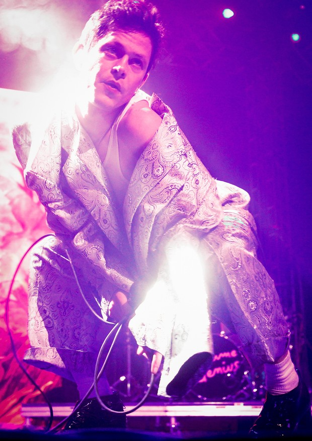 Perfume Genius no Coachella 2018 (Foto: Getty Images)