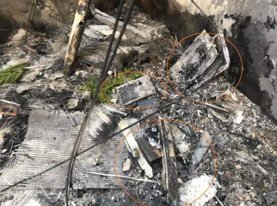 Laudo aponta que explosão de baterias de celulares provocou incêndio que destruiu ônibus no Acre