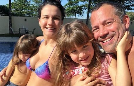 Casada com Malvino Salvador, Kyra Gracie terá o 3º filho. 'Foi um choque pela surpresa e também pelas condições do mundo', diz ele Reprodução