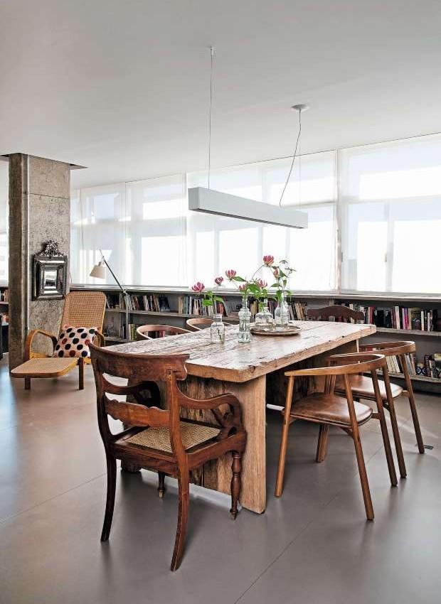 decoração-sala-de-jantar (Foto: Cacá Bratke/Editora Globo)