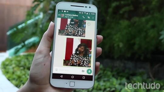 GIFs no Android: turbine seu mensageiro com animações sem baixar apps