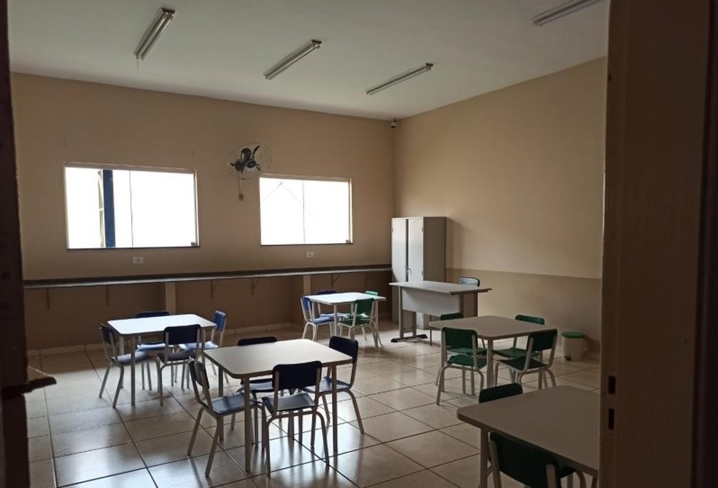 Justiça suspende retorno das aulas presenciais no estado de São Paulo — Foto: Prefeitura de Buri/Divulgação