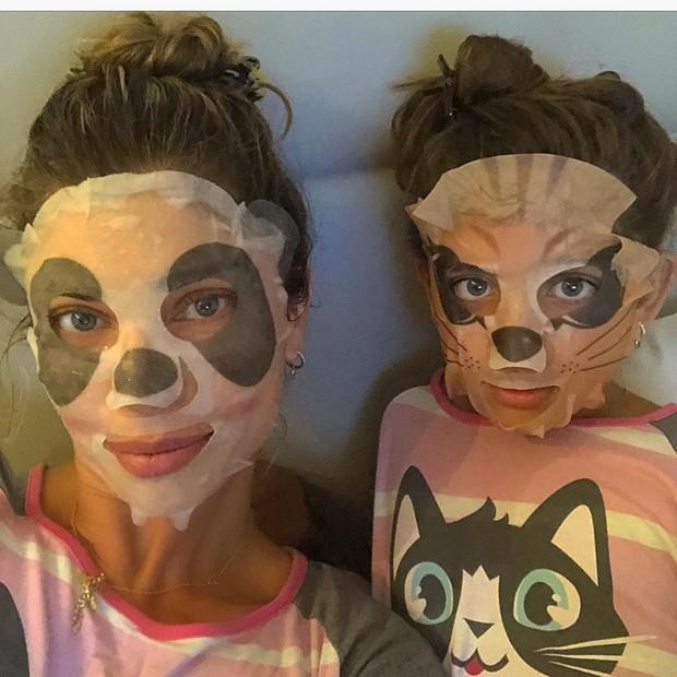 Grazi Massafera e filha, Sofia (Foto: Reprodução Instagram)