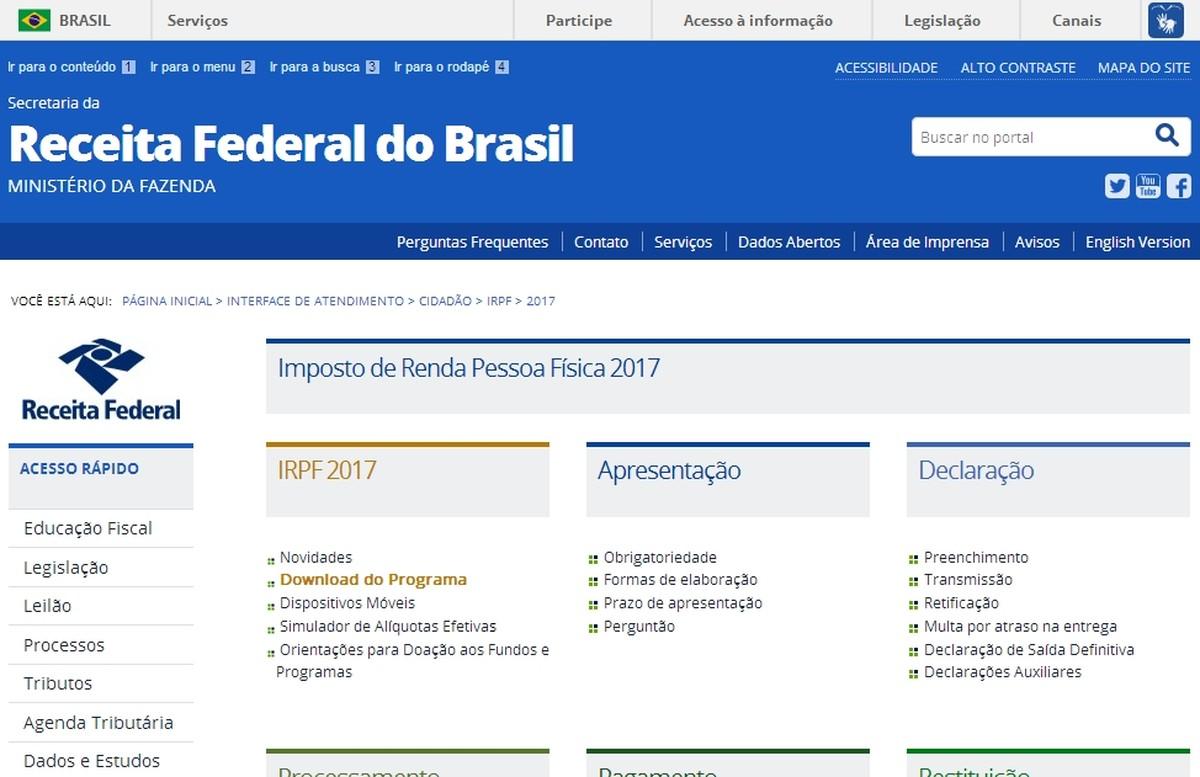 Consulta do sétimo lote de restituição do Imposto de Renda está aberta para 16,9 mil na PB