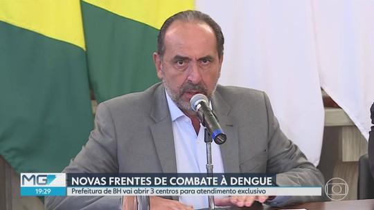 Kalil diz que governo deve R$1 bilhão para a saúde na Grande BH
