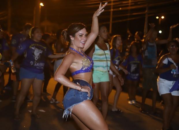 Denise Dias (Foto: Daniel Pinheiro/AgNews)