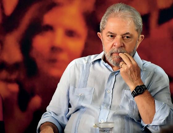 Lula_topo (Foto: Nelson Almeida/Afp)