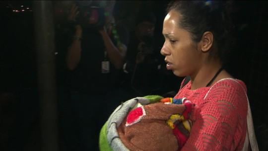 'Não queria que meu filho nascesse num lugar daquele', diz mãe presa com recém-nascido em SP