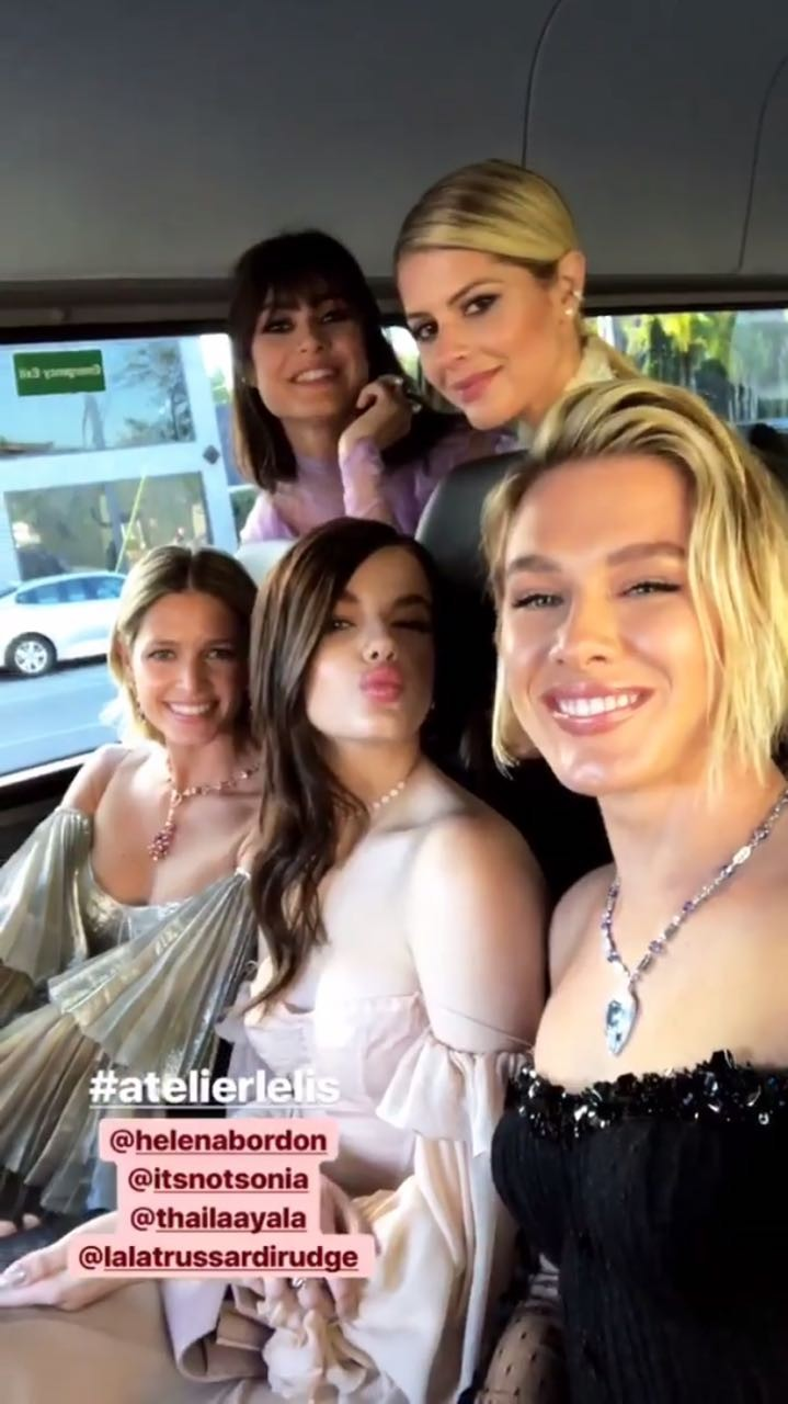 Oscar 2018 (Foto: Reprodução/ Instagram)