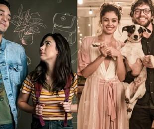 Os protagonistas de 'Shippados ' e 'Todas as mulheres do mundo' | Globo