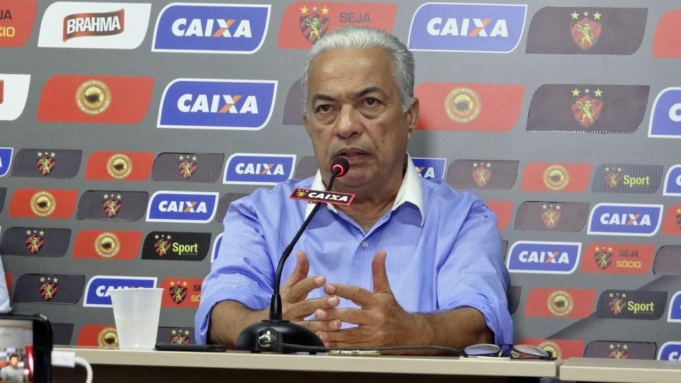 Guilherme Beltrão afirmou que grupo terá de ser cobrado (Foto: Daniel Gomes)